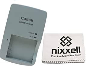 Canon CB-2LY Charger for NB-6L NB-6LH Li-ion Battery Canon PowerShot D10 D20 S90 S95 S120 SD770 IS SD980 IS SD1200 IS SD13...