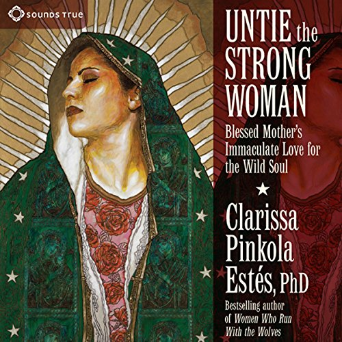 Untie the Strong Woman audiobook cover art