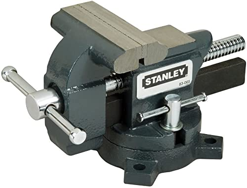 STANLEY 1-83-065 - Tornillo de banco de carga ligera Maxsteel 100mm , 25.9 x 13 x 16.5 cm