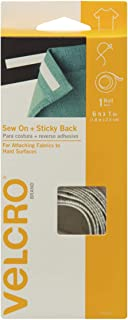 """VELCRO Brand 91132 - Home Décor - Sew On Loop and Sticky Back 