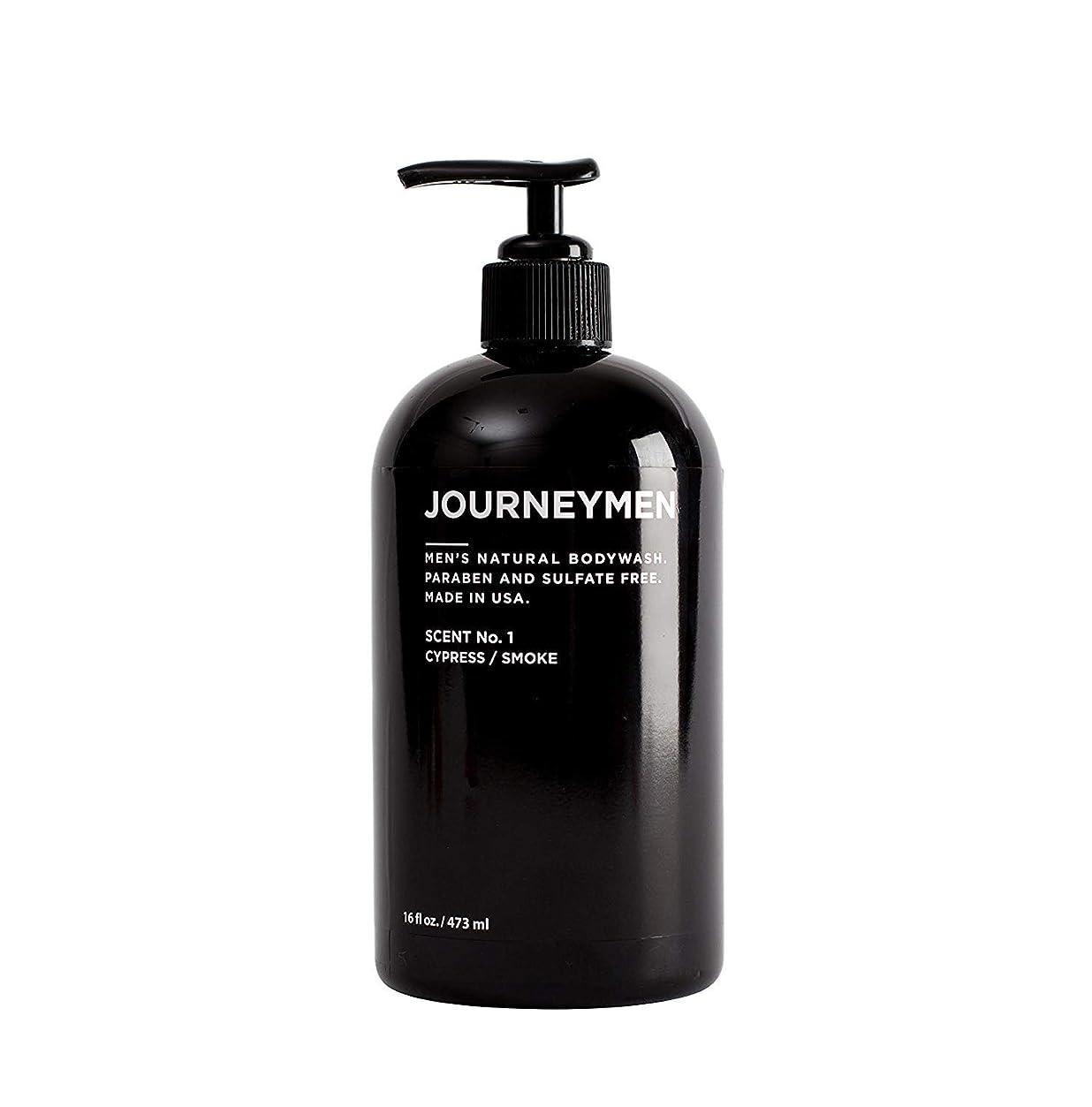 極貧瞳見出しJourneymen Natural Body Wash 16 oz/473 ml ジャーニーメンナチュラルボディウォッシュ