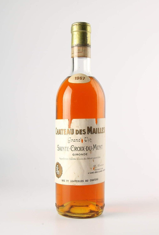 CHÂTEAU DES MAILLES 1967 - (Etiqueta dañada)