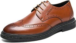 [MUMUWU] ビジネスシューズ メンズ 本革 紳士靴 革靴 レザーシューズ 通気性