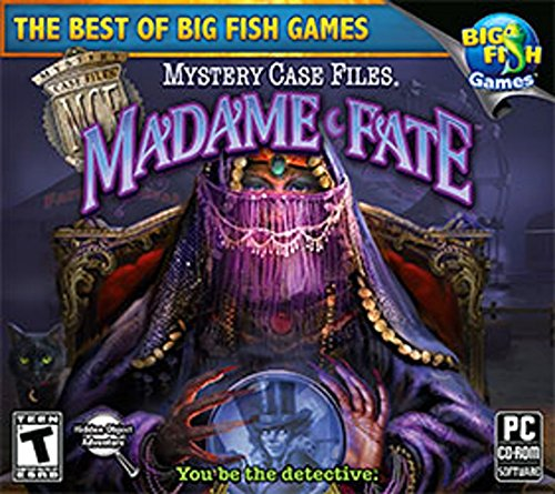 Big Fish Games MYSTERY CASE FILES: …