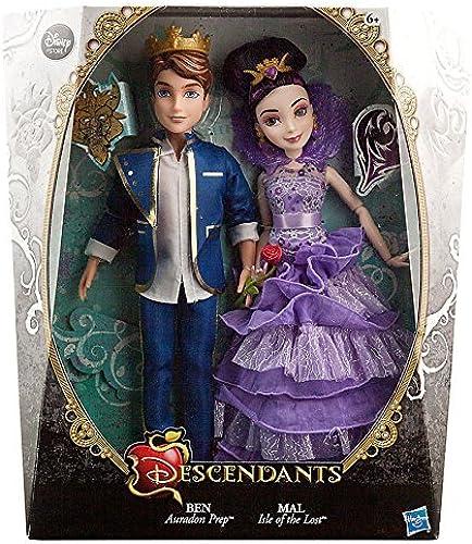 Disney Descendants Ben & Mal Exclusive 11 Doll [CGoldnation] by Disney