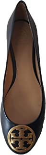 Benton Ballet Flat, Nappa Leather, Perfect Black, 10