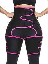 $23 » TiKingAn Women Hip Enhancer Invisible Lift Butt Lifter Shaper Waist Trainer Slimming Belt Thigh Trimmers Wrap for Women