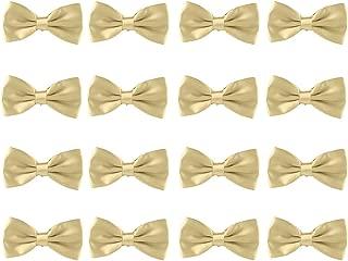 Jacob Alexander Boys Matza Cracker Passover Adjustable Pre-Tied Banded Bow Tie