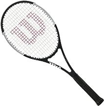 Wilson Pro Staff RF 97 Federer Autograph Black/White RF97 Tuxedo Model - Quality String