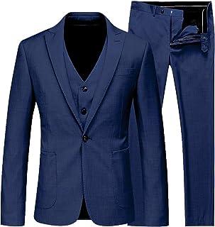 Amazon.es: es - Shujin / Trajes y blazers / Hombre: Ropa