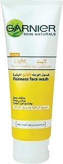 Garnier Light Fairness Face Wash 100ml