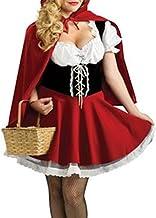 Kuose Burlesque Moulin Rouge - Disfraz de Halloween para Despedida de Soltera, Talla Grande