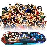 TANCEQI Arcade Machine 1388 Juegos Clásicos, Pandora Box 12 Soporte Multijugador Agregar Más Juegos, 2 Joystick Partes...