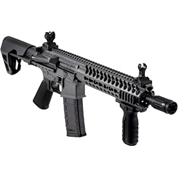 [ King Arms ] M4CQB 電動ガン 【 二ヶ月無償修理保証 】 (TWS M4 Striker Keymod CQB Ultra Grade II [ GREY ])