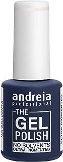 Andreia Professional - The Gel Polish - Esmalte de Uñas en Gel sin Disolventes ni Olores - Color G03 Ligera Rosa - Tonos d...