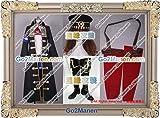 Shadowverse シャドバ シャドウバース モニカ風 コスプレ 衣装+靴ブーツ CP0352