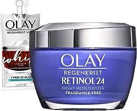 is there retinol in olay regenerist