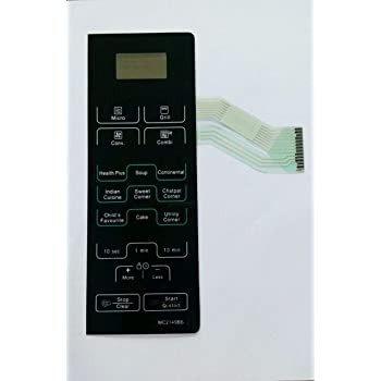 Able Microwave Oven Membrane Keypad Amazon In Electronics