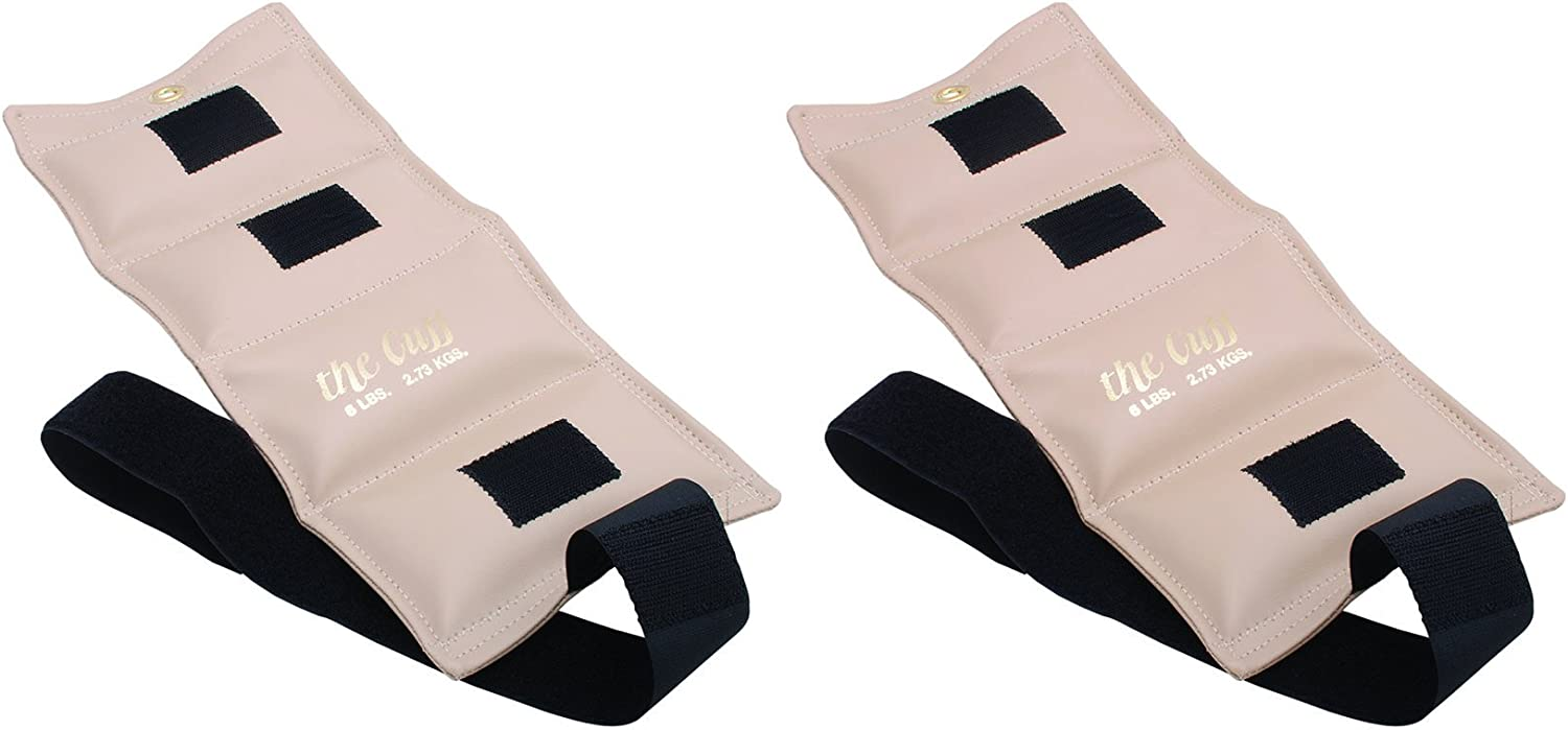 The Free Shipping New Cuff Original Ankle and Wrist Weight - Pound Tan Set of 6 Max 61% OFF