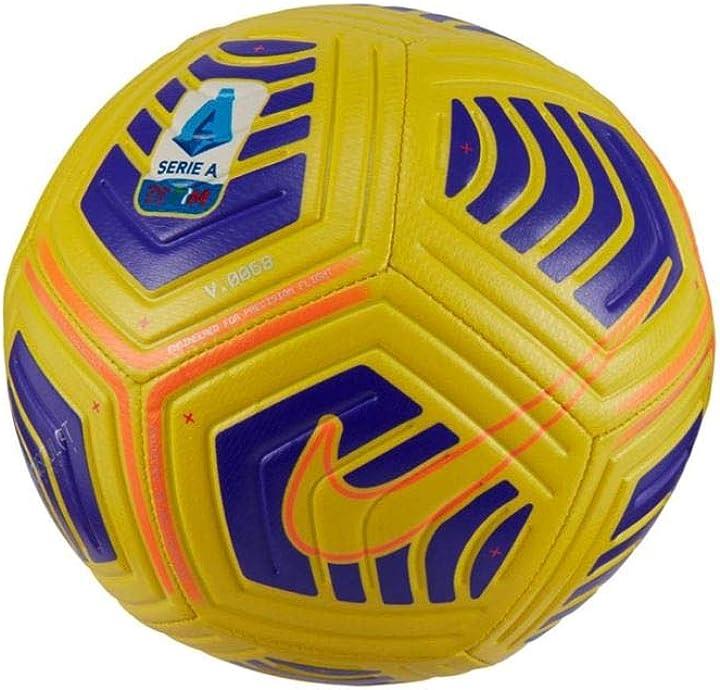 Pallone serie a 2020-21  nike calcio strike CQ7322-710