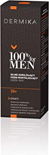 DERMIKA 100% FOR MEN Krem nawilżający 30+ 50ml