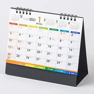 BQCP 2021年 日历 台式 カレンダー 卓上 实用性超群