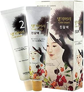 Daeng Gi Meo Ri Hair Color Medium Brown (3 PACK)