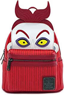 Loungefly x Nightmare Before Christmas Lock Cosplay Mini Backpack