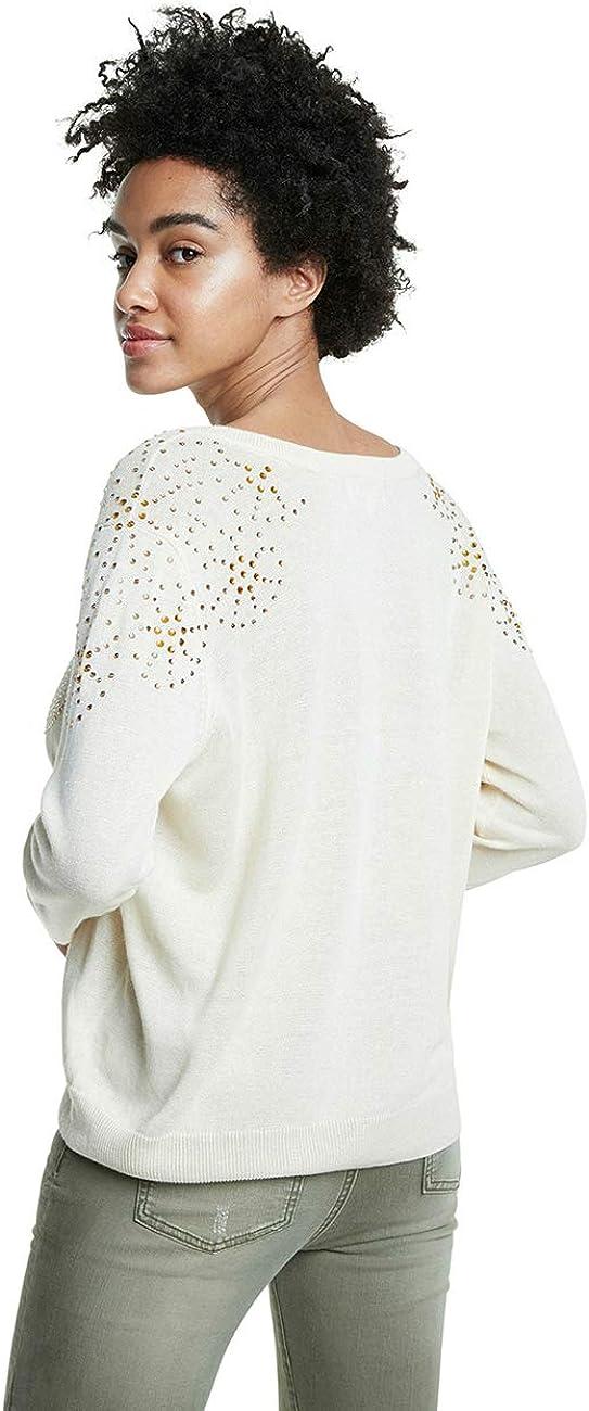 Desigual Women's Thin Gauge Pullover
