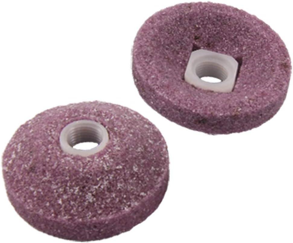 X-DREE Don't miss the campaign Super sale 3 Pcs Pink Ceramic Stone Mount 0.24