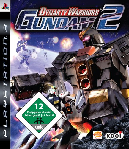 THQ Dynasty Warriors: Gundam 2 (PS3)