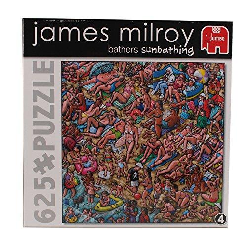 James Milroy Soleil - 625 pièces Puzzle