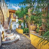 Haciendas de Mexico / Great Houses of Mexico 2021 12 x 12 Inch Monthly Square Wall Calendar, Mexico Houses Haciendas (Spanish and English Edition)