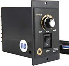 Speed Controller, Motor Speed Controller, Durable Stable For Packaging Printing(400W)