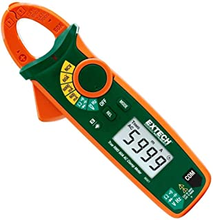 Extech MA61 True RMS 60A AC Clamp Meter with NCV