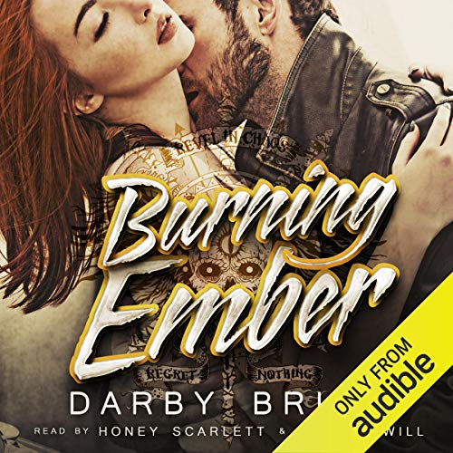 Burning Ember audiobook cover art