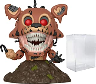 Funko Pop! Books: Five Nights at Freddy's The Twisted Ones - Twisted Foxy Pop! Vinyl Figure (Includes Compatible Pop Box Protector Case)