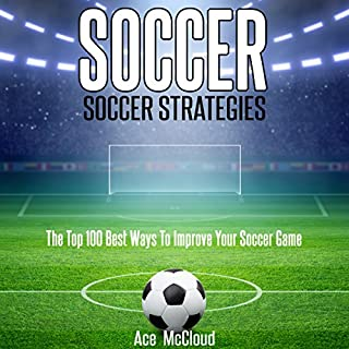 Soccer: Soccer Strategies audiobook cover art
