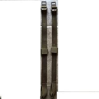 Locknwalk USMC FILBE Quick Release Lower Half Straps,W/Webbing Keepers