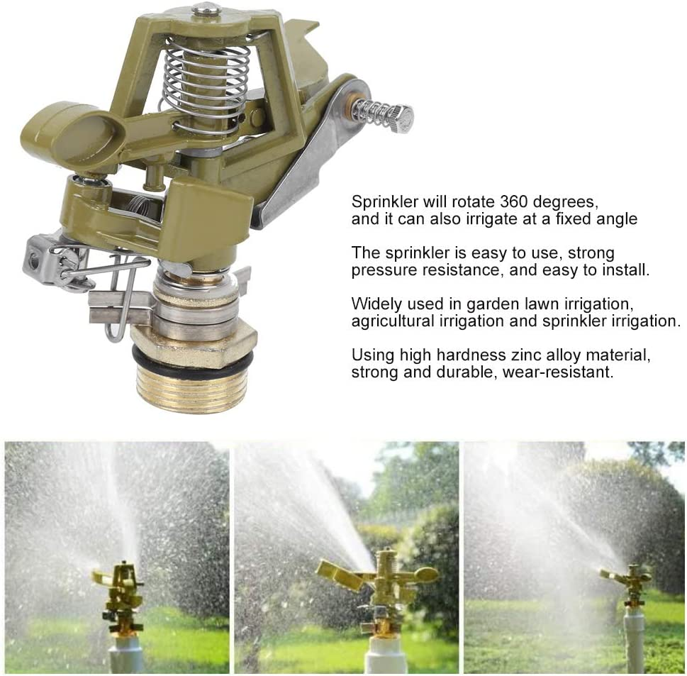 Fybida Rotating Sprinkler Irrigation specialty shop Zi Sprayer Nozzle New Shipping Free Shipping