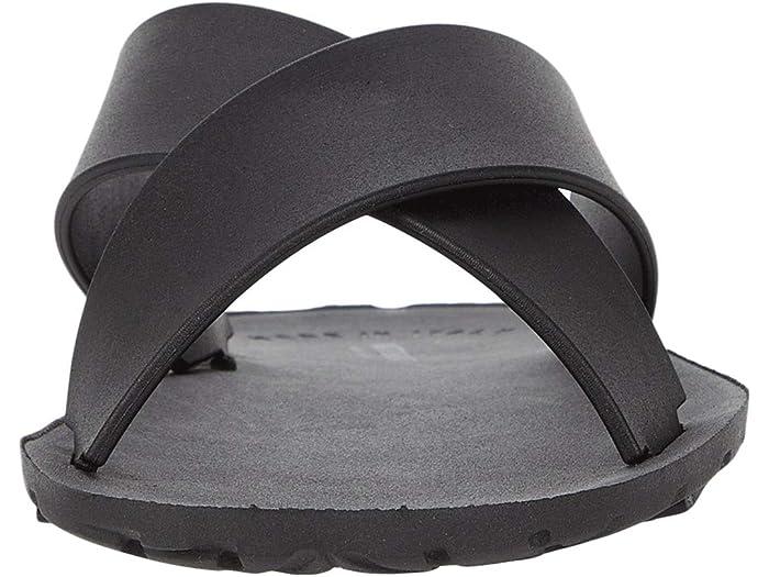 Mt & N Lorena Black Sandals