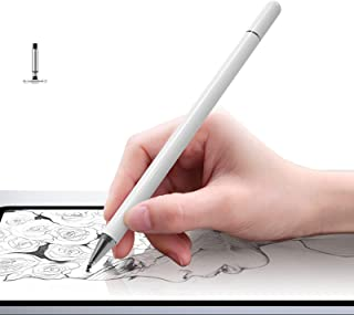 Innoo Tech Apple Pen Stylus Pen for ipad, Universal High Sensitive & Precision Capacitive Disc Tip for iPhone/iPad/Pro/Sam...