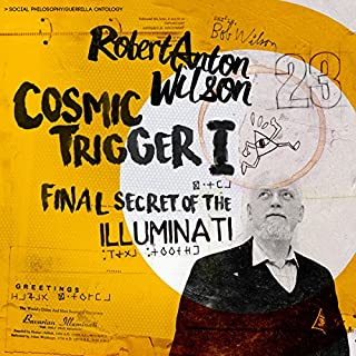 Cosmic Trigger I audiobook cover art
