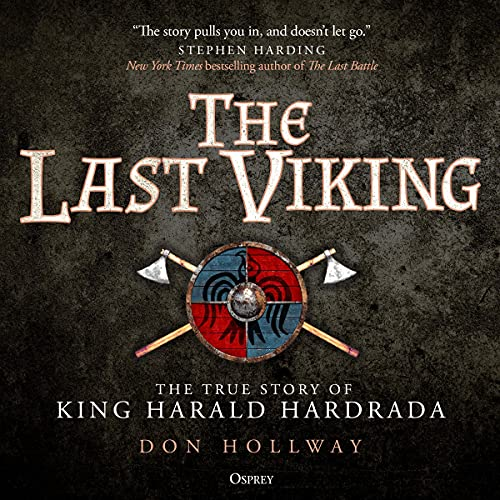 The Last Viking cover art