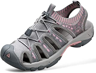 Women's Outdoor Sport Sandals Knitted for Hiking/Cycling/Camping Water Shoes Girls