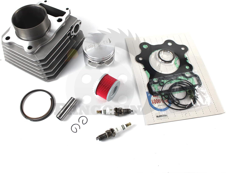 Online limited product PANGOLIN TRX300 TRX 300 Cylinder Piston K Top Ranking TOP13 Rebuild End Gasket