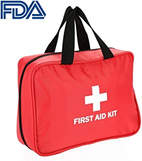 bjduck99 First Aid Bag Empty Emergency Medical Bags Home Outdoor ...