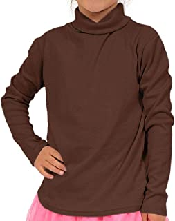Stretch is Comfort Girl's Women's & Plus Size Oh So Soft Long Sleeve Turtleneck