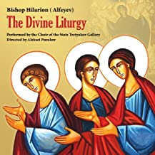 The Divine Liturgy ( Alfeyev) Music CD (Slavic Edition)