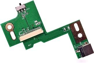 Original JN DC Power Jack Switch Board Charging Port Replacement for ASUS N53S N53SM N53SV N53SN N53J N53T N53D N53DA N53JL N53SQ N53SI N53SL0